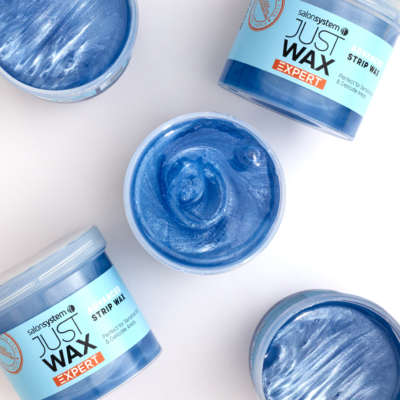 JUST WAX EXPERT strip wax - TEST wax 425 g
