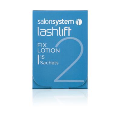 Salonsystem Lash Lift - Fix Lotion - 15 tasak