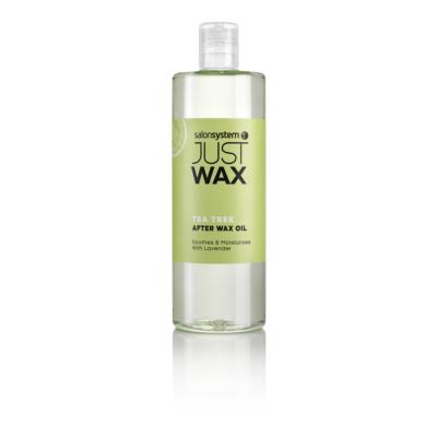 JUST WAX Teafa gyantázás utáni tisztító olaj 500 ml