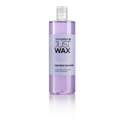 JUST WAX Levendula gyantázás előtti tonik 500 ml