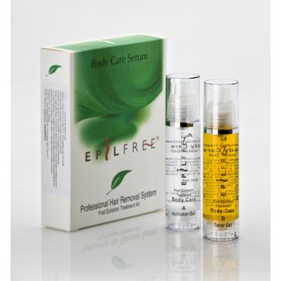Epilfree Test gél 50 + 10 ml