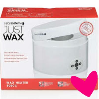 JUST WAX Digitális gyantamelegítő